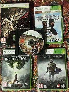 5 giochi Xbox 360