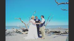 Take me back. It all happened so fast. #justmarried #jekyllisland #driftwoodbeach #Georgia #newlyweds #bride #groom #wedding #weddingwire #plussizebride #davidsbridal http://gelinshop.com/ipost/1524943297087502287/?code=BUpr9llg3fP