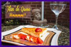 Receta flan de queso French Toast, Lifestyle, Breakfast, Videos, Food, Creme Brulee Cheesecake, Candy, Be Nice, Dessert