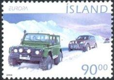 Iceland - Europa 2004