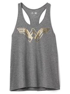 Designer Clothes, Shoes & Bags for Women Wonder Woman Outfit, Wonder Woman Shirt, Wonder Woman Clothes, Workout Attire, Workout Wear, Gap Women, Women's Accessories, Athletic Tank Tops, At Least