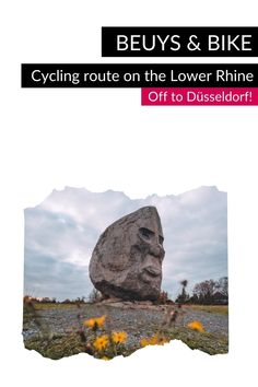 """Follow in the footsteps of the artist Joseph Beuys on the Lower Rhine and discover exciting places that tell about his life and work by bike on the """"Beuys & Bike"""" cycling route. One place on the route is Düsseldorf: Beuys lived and worked here for a long time. #VisitNRW #germany #cycling #lowerrhine #cyclingtour #cyclingvacation #bike #holidays #outdoorexperiences #culture #culturtrip © Tourismus NRW e.V., Johannes Höhn Dugout Canoe, North Rhine Westphalia, Beautiful Streets, Source Of Inspiration, Old Town, Mount Rushmore, Cycling, Tours, Places"""