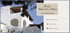 Hotel Salina  Mercanti di Mare