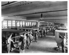 old factories in detroit | ... assembled at the Packard Auto Plant, Detroit (1910) - Doobybrain.com