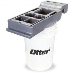 Ice Fishing, Otters, Shelter, Console, Bucket, Otter, Buckets, Roman Consul, Aquarius