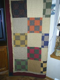 Crazy For Primitive Quilts and Gardens