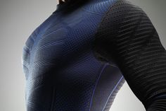 For their latest product, Nike uses cutting edge knitted technology and incorporates paneled construction that utilizes different technologies for each area's requirements. These include flexible articulation, thermal insulation and Dri-FIT moisture. wicking