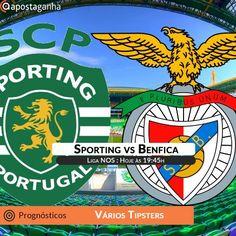 Derby eletrizante pela Liga NOS hoje! Sporting e Benfica duelam pela primeira colocação.Confere uma seleção de prognósticos #espectacular:  http://www.apostaganha.com/2016/03/04/prognostico-apostas-sporting-vs-benfica-liga-nos/  http://www.apostaganha.com/2016/03/04/prognostico-apostas-sporting-vs-benfica-liga-nos-235/  http://www.apostaganha.com/2016/03/04/prognostico-apostas-sporting-vs-benfica-liga-nos-35…
