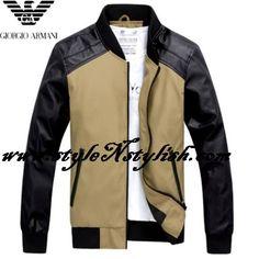 5acde694b6fb Armani Brand Present Winter Season Stylish Man Coats Jackets Armani Brand,  Men s Coats, Stylish