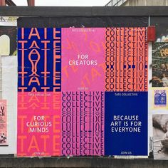 New work from – connecting young people to art, aims to remove barriers and open doors to all Poster Design, Poster Layout, Graphic Design Posters, Graphic Design Typography, Graphic Design Illustration, Branding Design, Print Design, Logo Design, Web Design