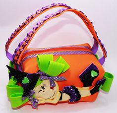 BROOMY  Little Girl Purse by SweetBellaLuna on Etsy, $11.00