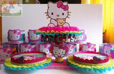 Decoraciónes para cumpleanos de Hello Kitty - Imagui