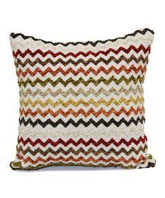 Love this Warm Caden Throw Pillow on #zulily! #zulilyfinds