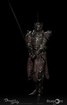 Fantasy Armor, Anime Fantasy, Medieval Fantasy, Dark Fantasy, Dark Souls Armor, Dark Souls 3, Demon's Souls, Game Character Design, Character Art