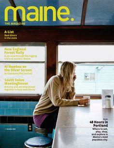 MAINE.  The Magazine.  LOVE!