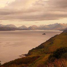 Sound of Raasay, Isle of Skye