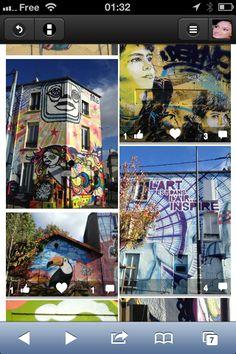 Streetart Vitry-sur-Seine (www.PageMonde.com)