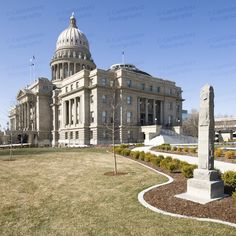 Idaho State Capitol Building, Boise