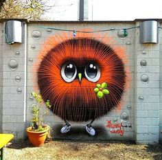 Mistersed - Cologne, Germany streetartnews.tumblr.comwww.arteymuros.com#art #mural #graffiti #streetart