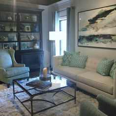 Marvelous Arianne Bellizaire Inspired To Style Design Trends HPMKT High Point Market  Color Seafoam Elite Furniture Gallery