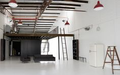 Northcote studio/office space in NY style converted warehouse - Northcote, Victoria - The Loop