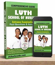 Download Lagos University Teaching Hospital LUTH Idi Araba Past Question and Answer for Entrance Examination Past Questions, This Or That Questions, Nursing Requirements, Senior Secondary School, School Entrance, State School, Nursing Programs, Question And Answer, Aptitude
