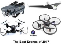 The Best Drones of 2017 - http://www.best-quadcopter.com/the-best-drones-of-2017/