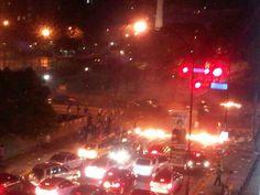 Altamira de noche 26 abril