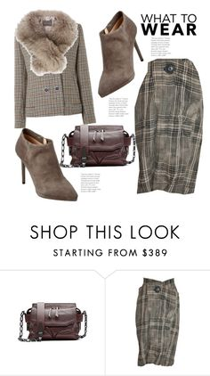 """Unlikely Style Icon - Miss Marple!"" by hattie4palmerstone ❤ liked on Polyvore featuring rag & bone and Vivienne Westwood"