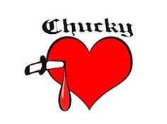bride of chucky heart tattoo - Pesquisa do Google