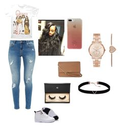 """Untitled #293"" by tstacks on Polyvore featuring interior, interiors, interior design, home, home decor, interior decorating, Ted Baker, Michael Kors, Astrid & Miyu and MICHAEL Michael Kors"