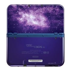 Galaxy Style New Nintendo 3DS XL Console