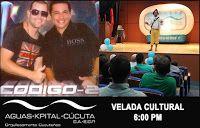 Noticias de Cúcuta: VELADA CULTURAL DE AGUAS KPITAL CUCUTA LLENA DE RI...