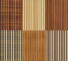 Bamboo Wall Panels - Plyboo Linear Line from Intectural