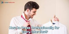 To help you stand out in a good way and exude professionalism and class, we've put together this guide on how to dress for every interview.