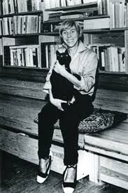 Image result for knausgaard and cat