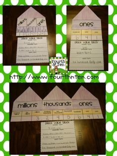 I think this will be my first day of school activity. I like it especially since we start with place value.