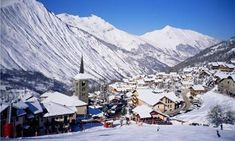 How to Enjoy in The Best Ski Resorts in France