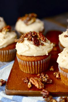 20 Must Make Cupcakes for Fall