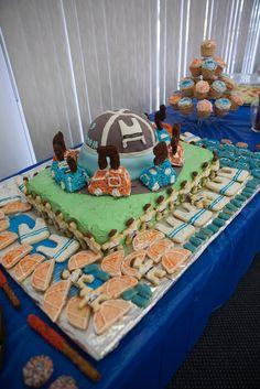 upsherin cake