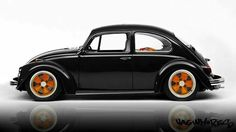 none Vw Bugs, Kdf Wagen, E Skate, Vw Vintage, Vw Beetles, Custom Cars, Cars And Motorcycles, Classic Cars, Automobile