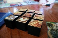 I want to make these puzzles but with family pictures.