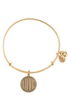 Alex and Ani 'Love' Wire Bangle | Nordstrom  I really need this one!