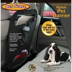 Pet Store Adjustable Nylon Pet Barrier ** Visit the image link more details. (This is an affiliate link) #CratesHousesPens