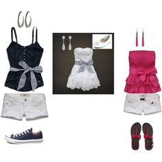 Hollister outfits - polyvore