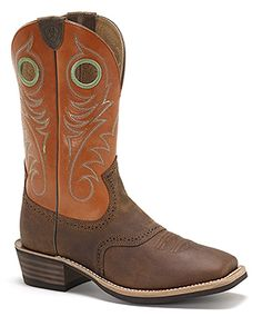 Womens Ariat Round Up | These boots are made for walking