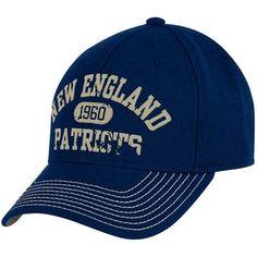 New England Patriots - Patriots Adjustable Slouch Cap Navy
