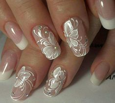 I love love love these nails!