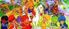 The History of Rainbow Brite