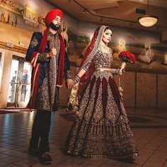 ❤️❤️❤️ Photography: @amritphotography Hair & Makeup: @pinkorchidstudio Outfit: @wellgroomedinc #indian_wedding_inspiration